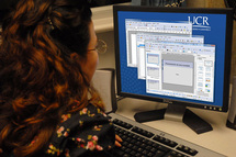 Secretaria usando software libre