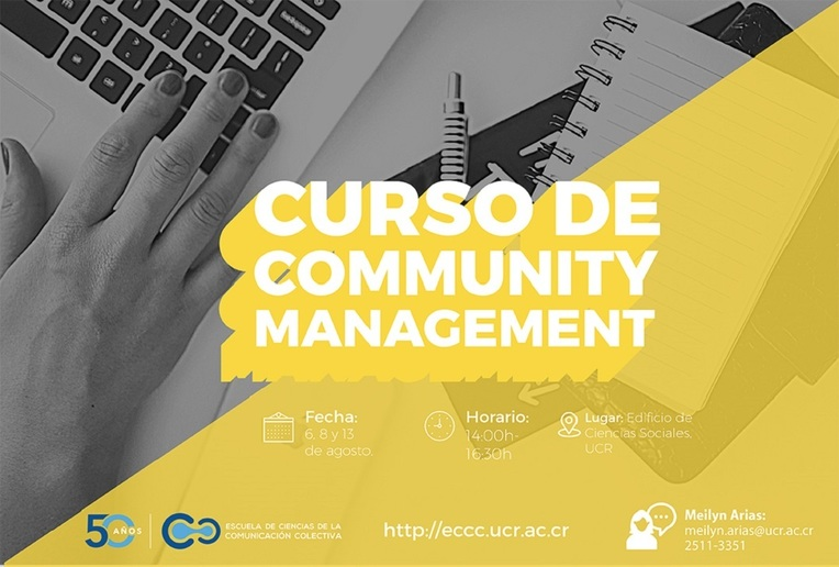 Taller: Community Manager