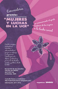 Afiche mujeres y lucha