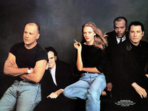 Elenco de Pulp Fiction