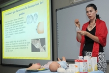 Lilliam Marin en curso