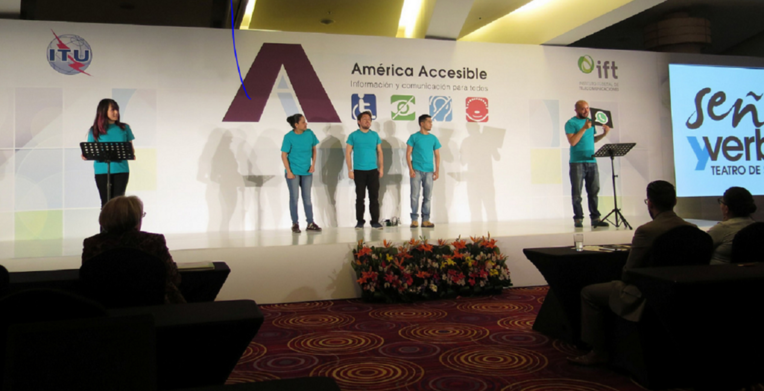 México, 28-30 Noviembre 2016, Foro Accessible Americas III: Information and Communication  …