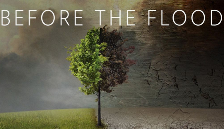 Before the Flood (Fisher Stevens, 2016) será proyectada durante el ciclo.