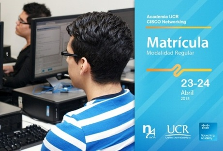 Cursos: Prematrícula: Academia CNA-UCR:  Cursos CCNA, CCNP, IT ESSENTIALS Y SECURITY