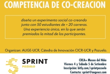 Convocatoria a SPRINT Pozuelo