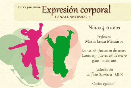 Cursos: Curso intensivo: Movimiento Creativo
