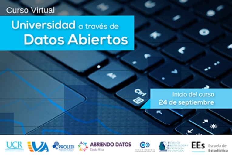 Cursos: Curso Virtual: Universidad a través de datos abiertos