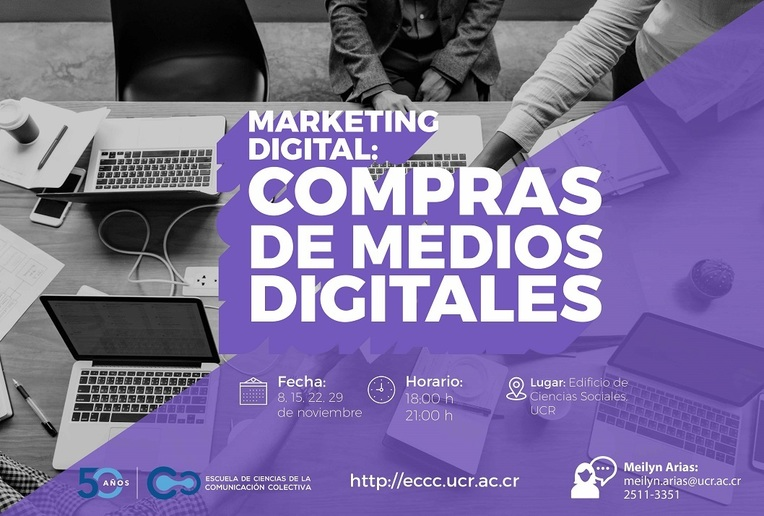 Cursos: Marketing Digital 2: Compras en Medios Digitales