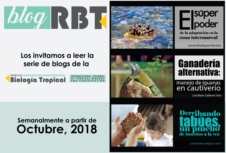 Artículo: Apertura de Blogs series of the Revista de Biología Tropical