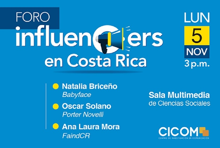 Foros: Influencers en Costa Rica