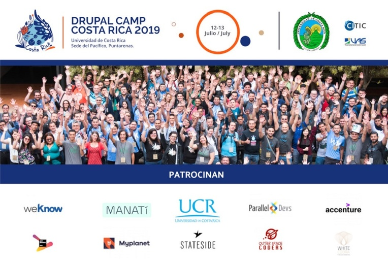 Congreso Drupal Camp CR 2019