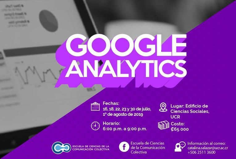 Cursos: Google Analytics