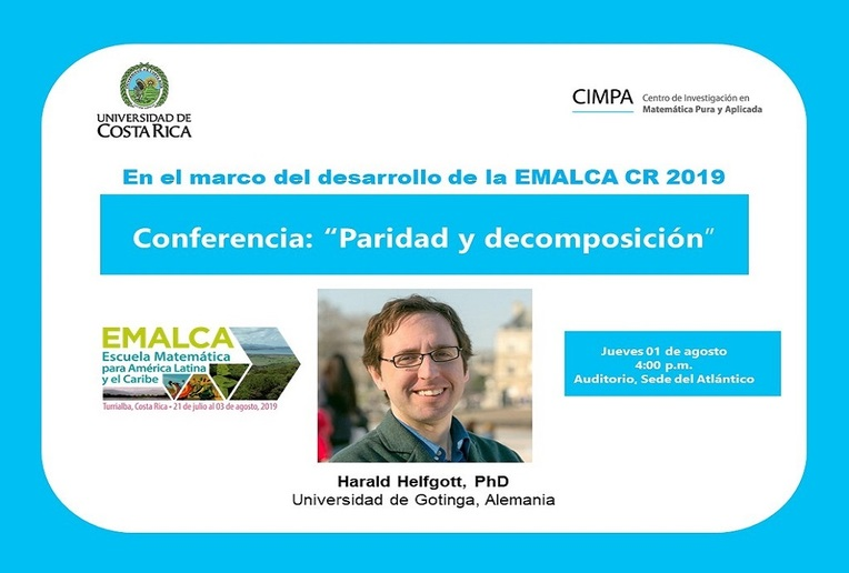 Conferencia: Paridad y decomposición