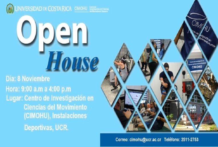 Invitación: Open House 2019