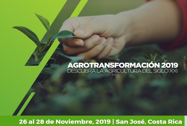 Ciclo de conferencias: Evento Agrotransformación 2019