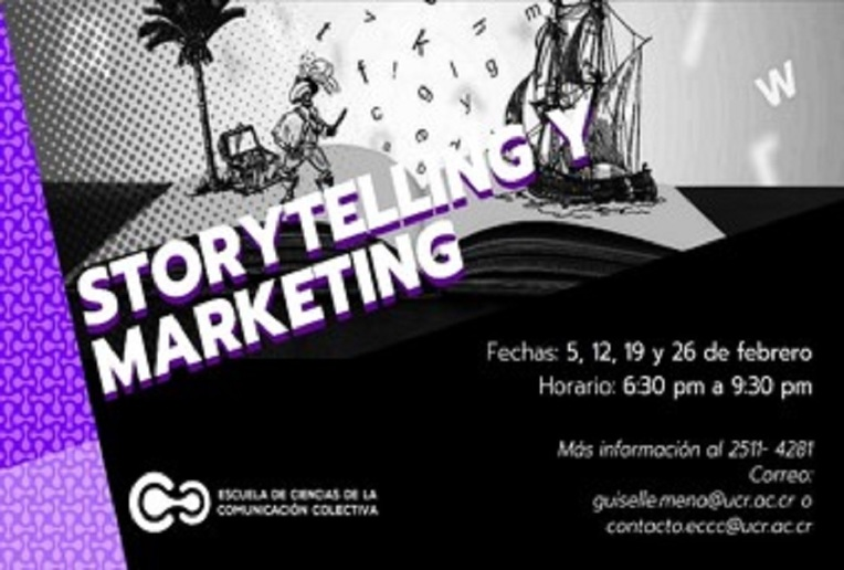 Taller: Storytelling y marketing