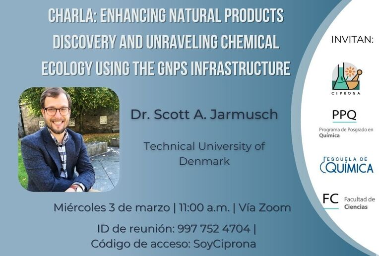 Enhancing natural products discovery and unraveling chemical ecology using the GNPS …